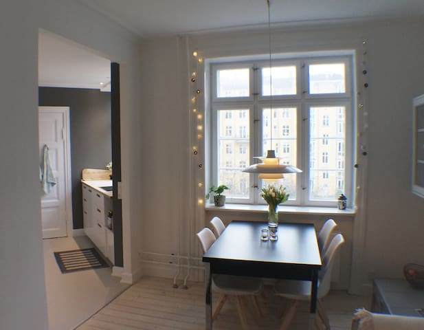 Charming apartment in the heart of Copenhagen - Kopenhaga - Apartament