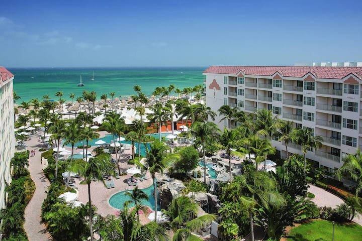 Aruba Ocean Club Marriott Studio May 1-8 7nts $129