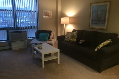 Downtown 1BR apartment - New Haven