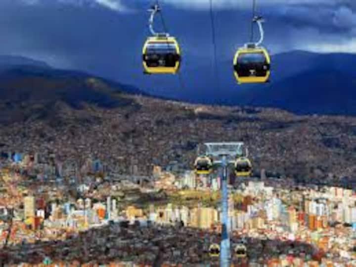 Beautiful Garzonier in Cochabamba