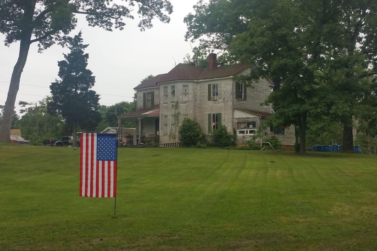 Manor House at Southern Grace Farm