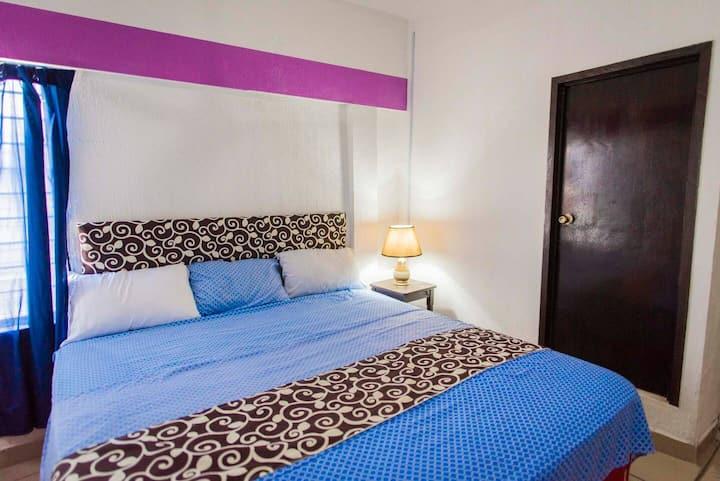 304 · Habitación con cama king size