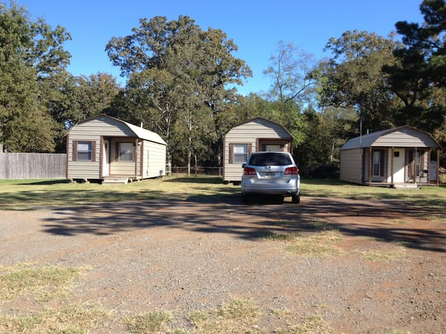Caddo Lake Cabins - Cabin #2