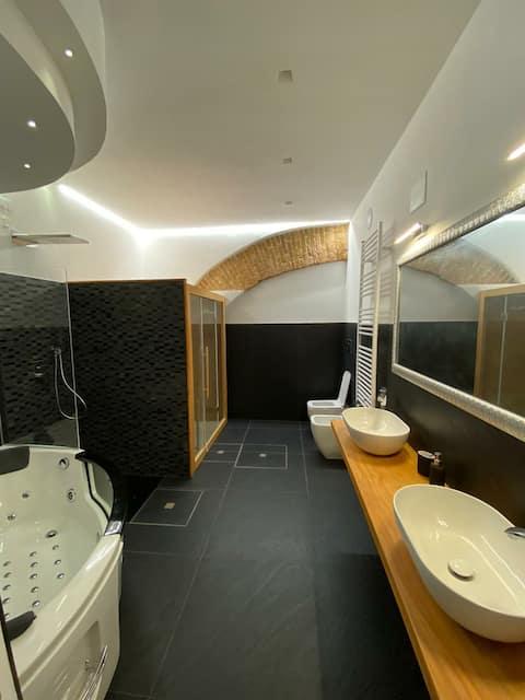 Giorgiapartaments Black esclusive and Luxury SPA
