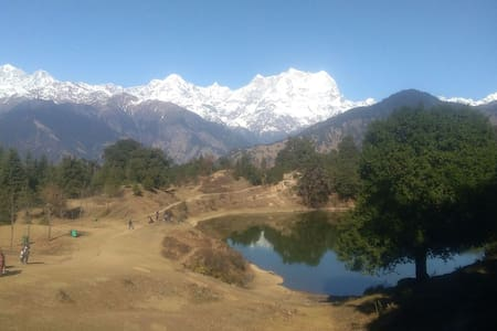 Beautiful  Homestay  in Saari.  Your CHOPTA base