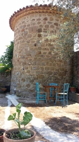 Sleep in the tower, relax in the country