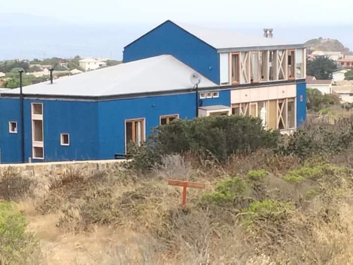 Molles Puquén Casa Azul