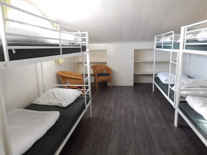 Heerlijk slapen in kamer Rosario