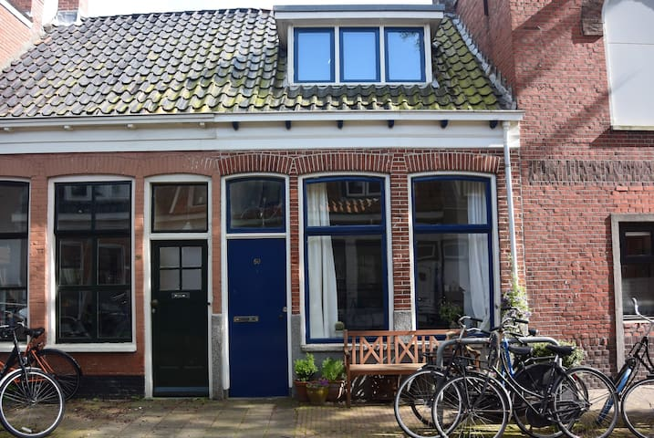 Authentic Dutch cottage in Groningen