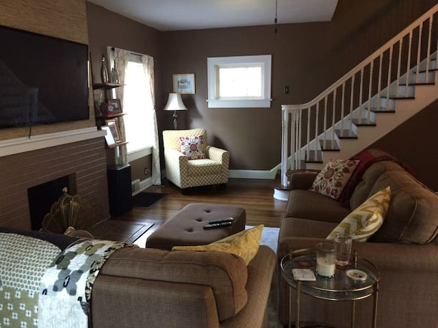 Entire home close to many Indy attractions! - Indianapolis - Casa