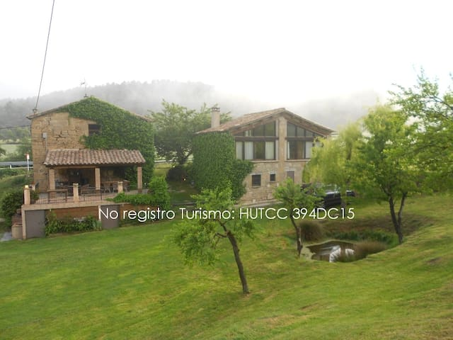 Country House, 100 km fr Barcelona - Montmajor - Rumah