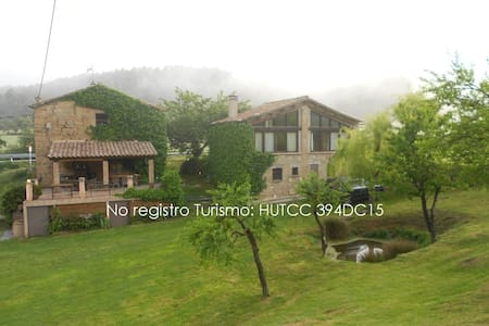 Country House, 100 km fr Barcelona - Montmajor - บ้าน