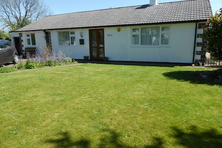 Room and private bathroom on the edge Bodmin Moor - Pensilva - Bungalov