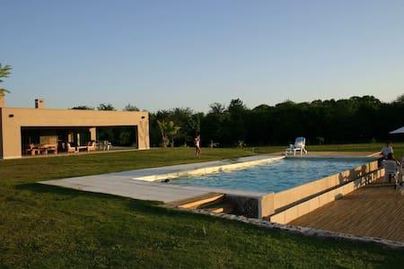 Casa de campo Ascochinga - La Granja - House