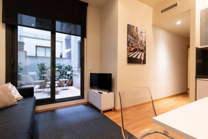 AB Park Guell Apartment - Ref. GI2762