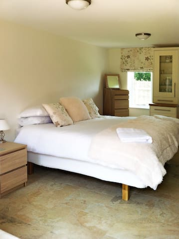 4* Accessible Studio Mollett's Farm - Saxmundham - Huis
