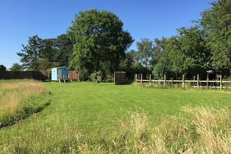 Secluded Camping, Waveney Valley - Toft Monks - Other