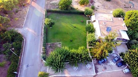 Nikos house zacharo beach 1