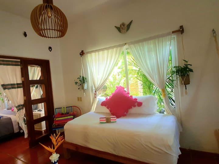 Casa emilia 2🌴🏄♀️. A 3 cuadras de la playa 🌴