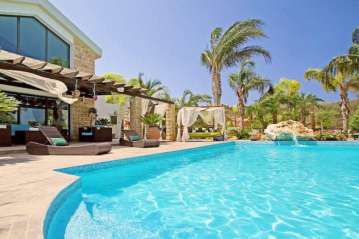 Heaven-luxury residence in Protaras