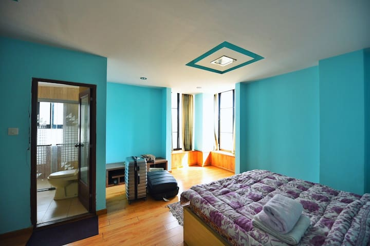 Luxurious 3BR Apartment Citycentre - Kathmandu - Lakás