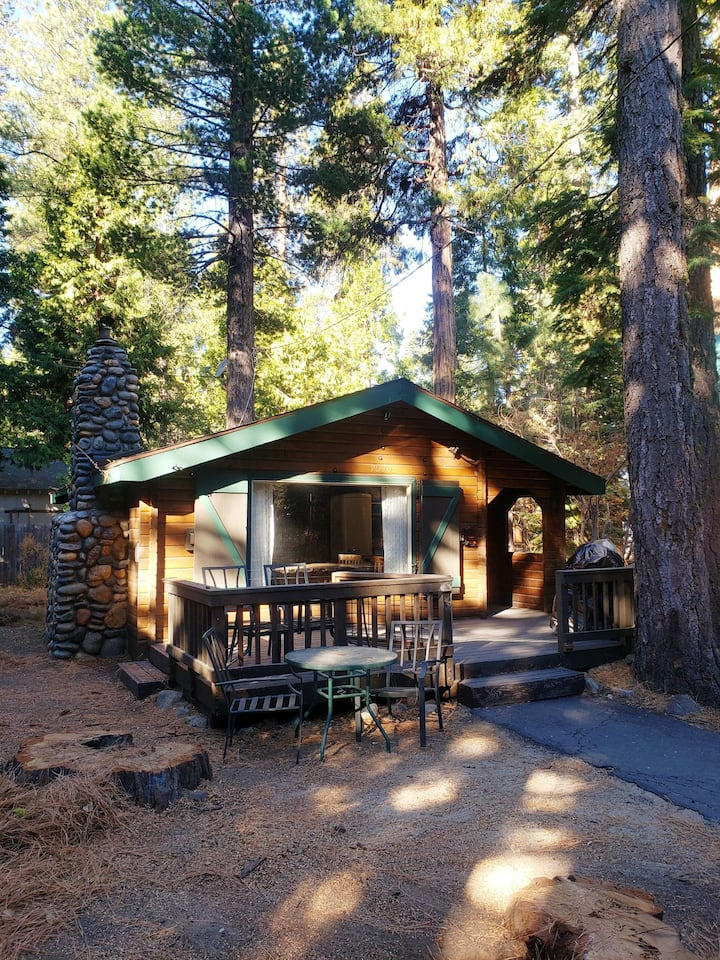 Little Bear Log Cabin
