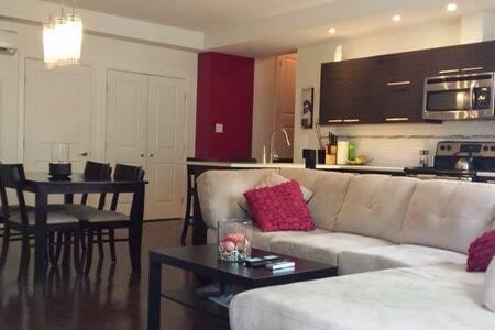 Room to rent in a new condo downtown Montréal - Montréal - Lakás