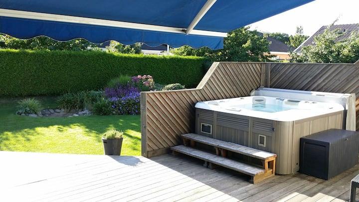 Fantastic villa in Helsingborg!