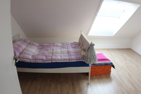 Near Airport Frankfurt Main. Seperate room! - Kelsterbach