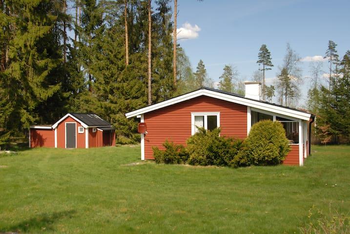 Ferienhaus - Oase der Ruhe in Unnaryd
