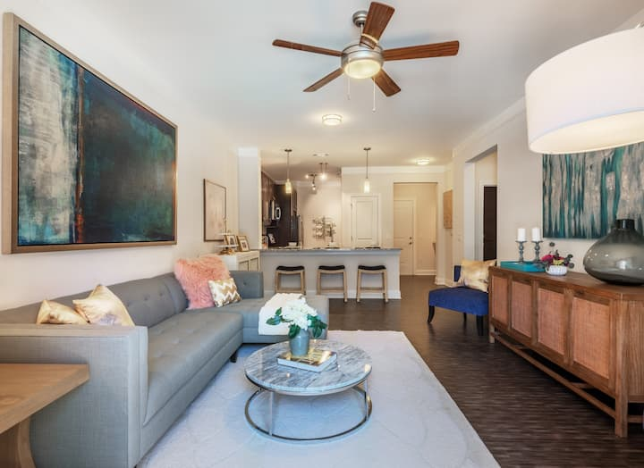 Everything you need | 1BR in Matthews