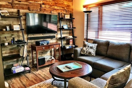 Carbondale Townhome with A/C, WiFi, Backyard