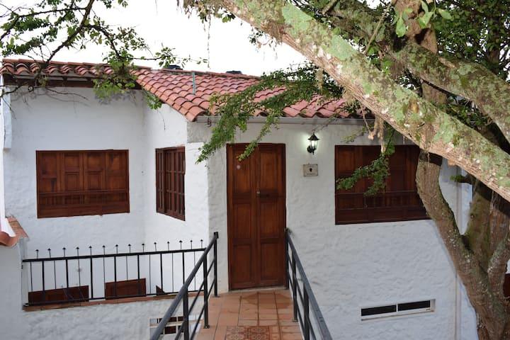 Casa Donato, la puerta tranquila de Barichara.