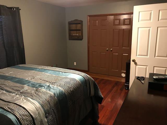 Cozy and Quiet, Room No. 2