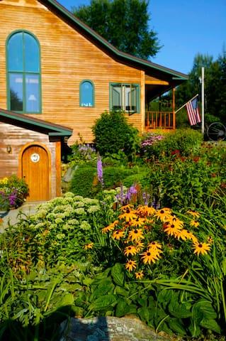 Vermont Icelndic Horse Farm Homestead - Moretown - Casa