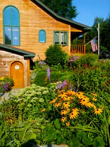 Vermont Icelndic Horse Farm Homestead - Moretown - 独立屋