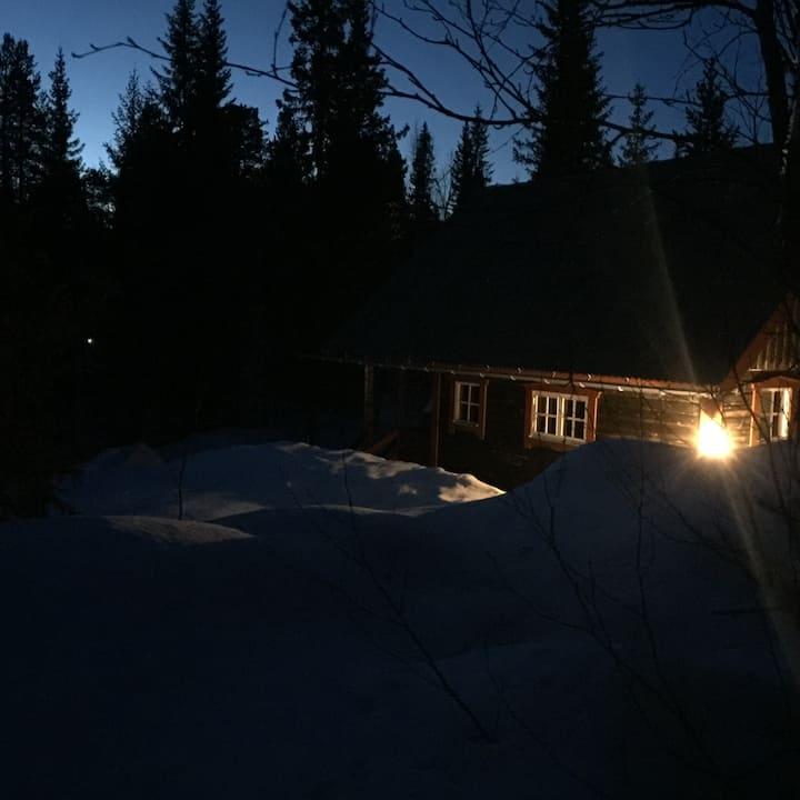 Lodge Snjerak i Kvikkjokk