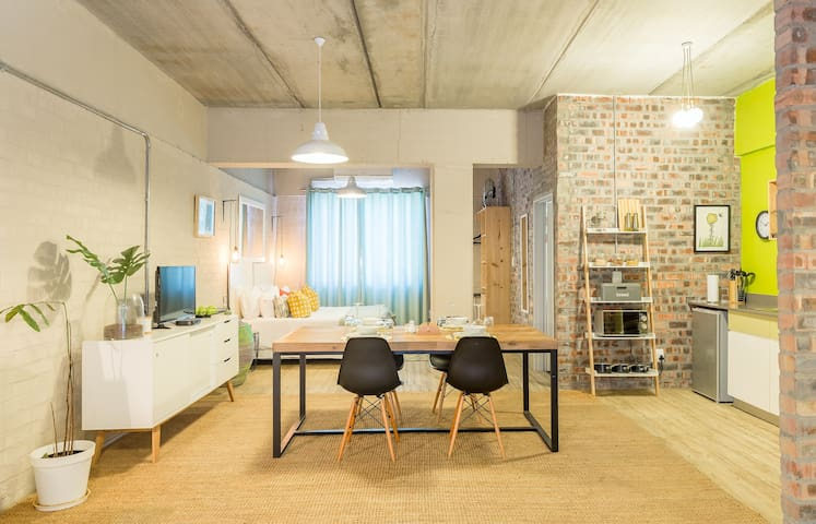 SWIFT STUDIO SCANDINAVIAN APARTMENT #6