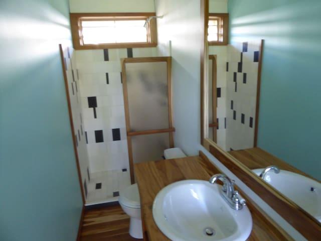 la douche du rancho