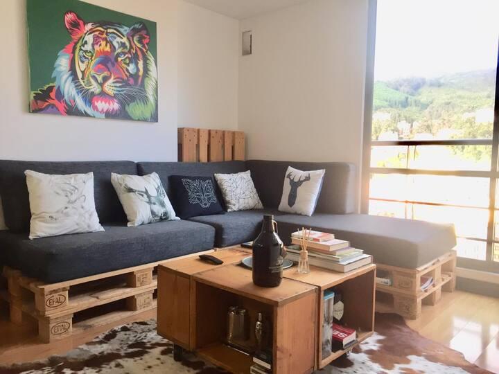 Moderno Apartamento en Cedritos