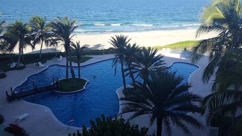 Cimarrón suite isla Margarita  frente al mar