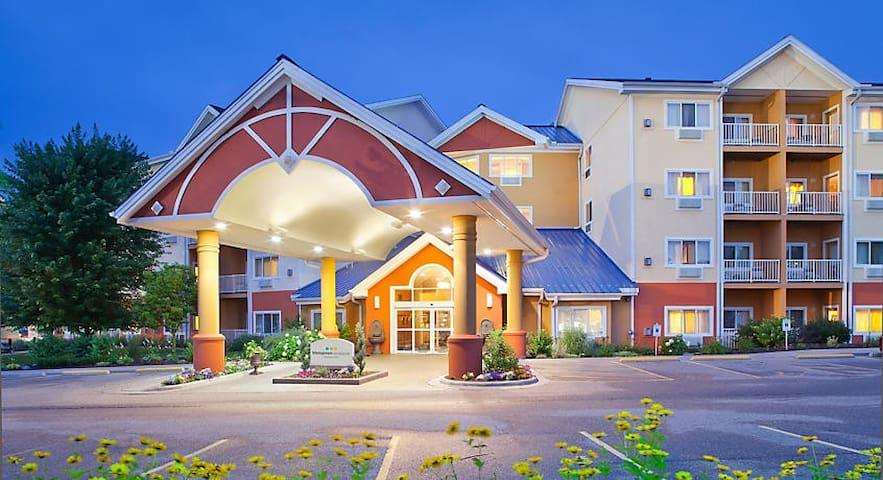 WI Dells Odyssey Resort/2 Bdrm 2 Bath