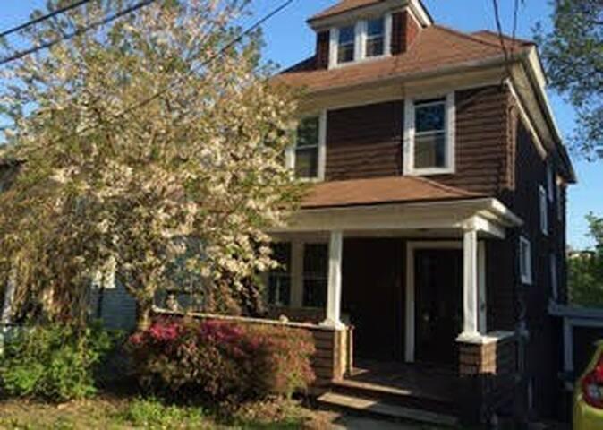 Cherry Hill House - Blue Room - Стейтен-Айленд