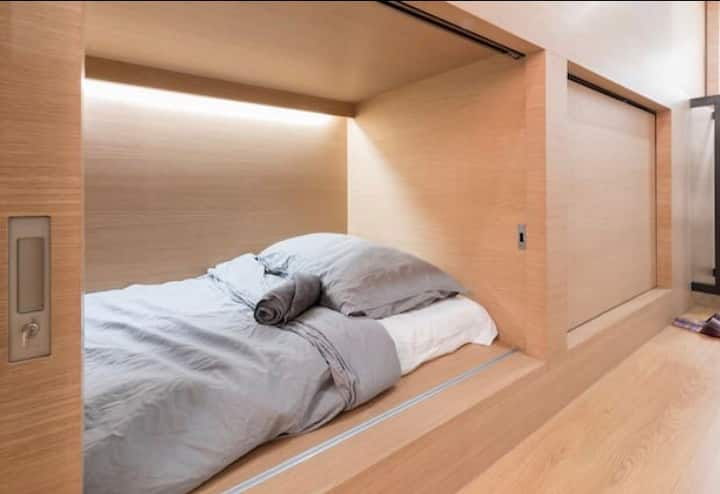 [Capsule Hotel#2] The Stay Simple, Central Gangnam