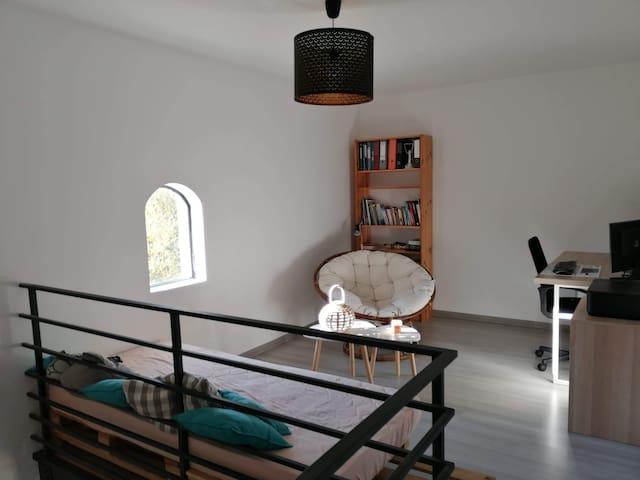 Location maison meublée à la campagne