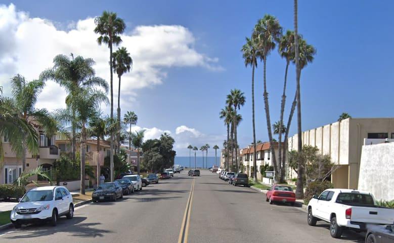 ❇️❇️ 4min walk to beach, 30min drive to Disneyland