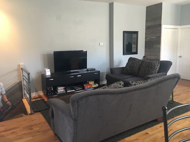 Beautiful Apartment 10 min from Downtown