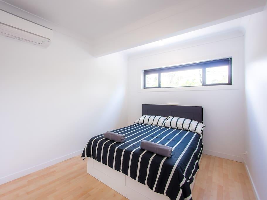Bedroom 1 of 2 Double Bed