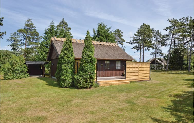 Holiday cottage with 3 bedrooms on 60m² in Vig