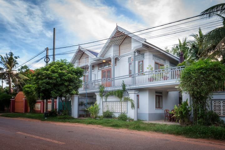 Home Away (Free pick up) - Krong Siem Reap - บ้าน